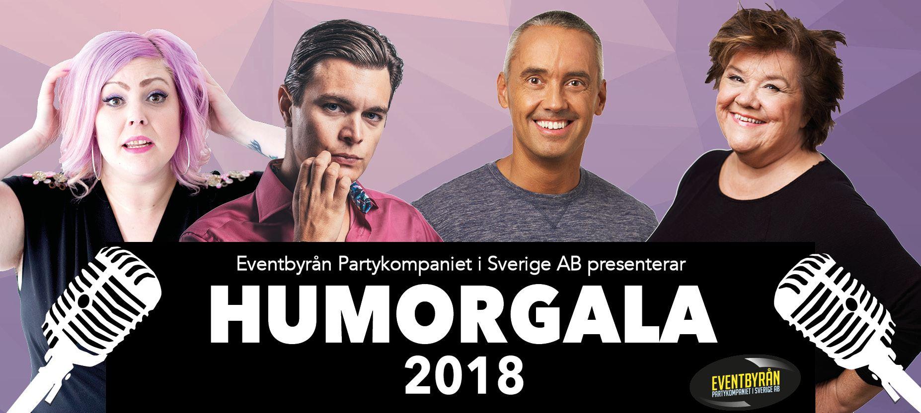 Humorgala 2018