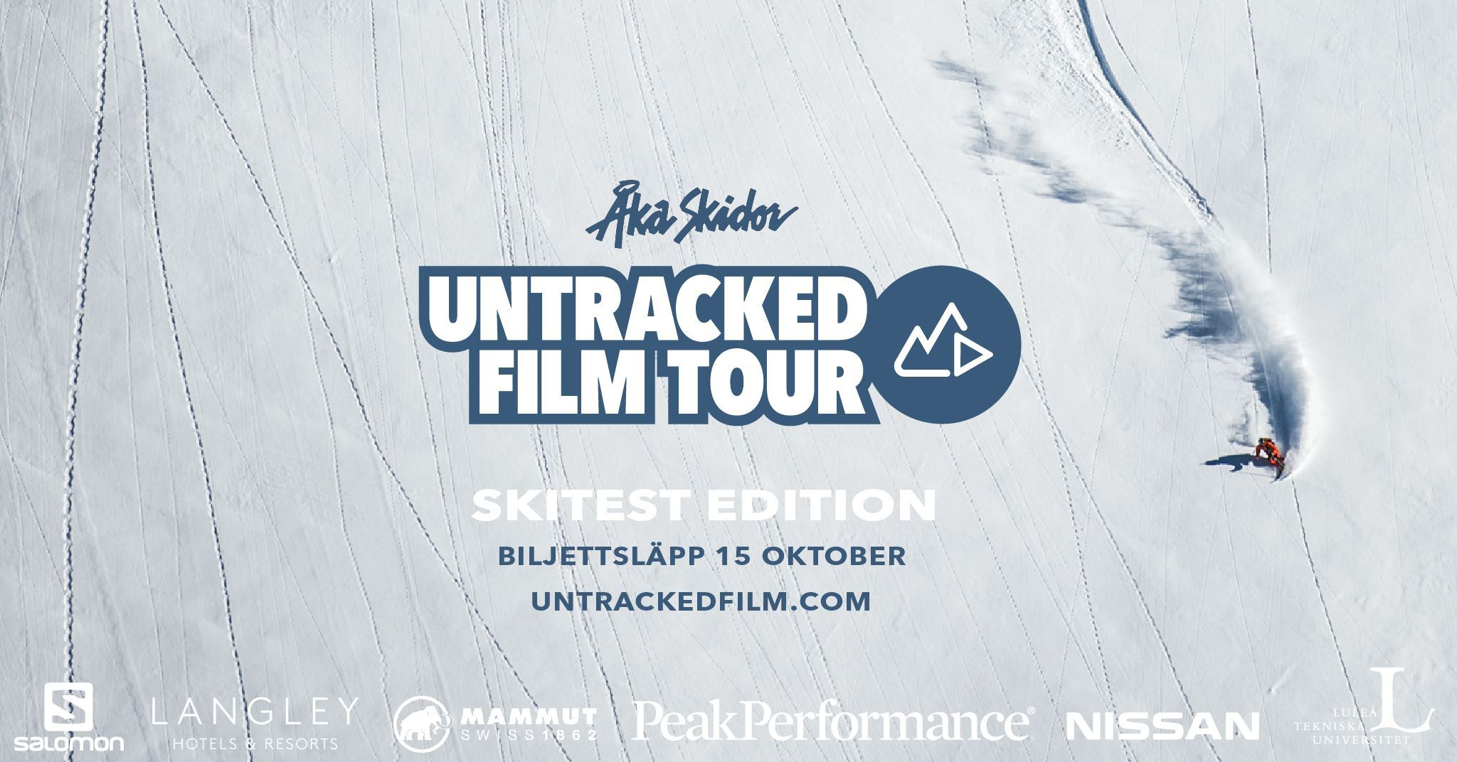 Untracked Film Tour
