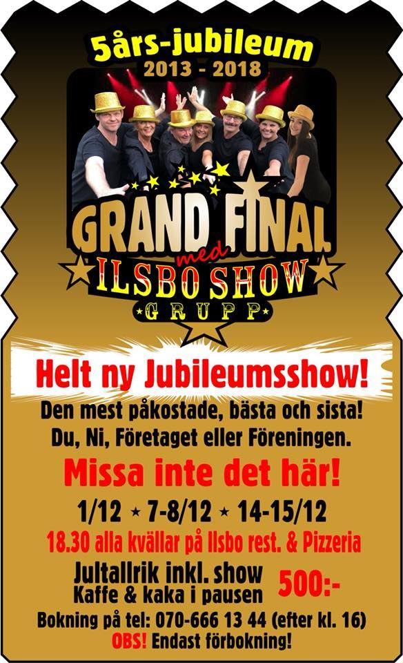 Ilsbo julshow, Ilsbo, jubileum, 5år,  © Ilsbo julshow, Ilsbo, jubileum, 5år, Ilsbo julshow, Ilsbo, jubileum, 5år