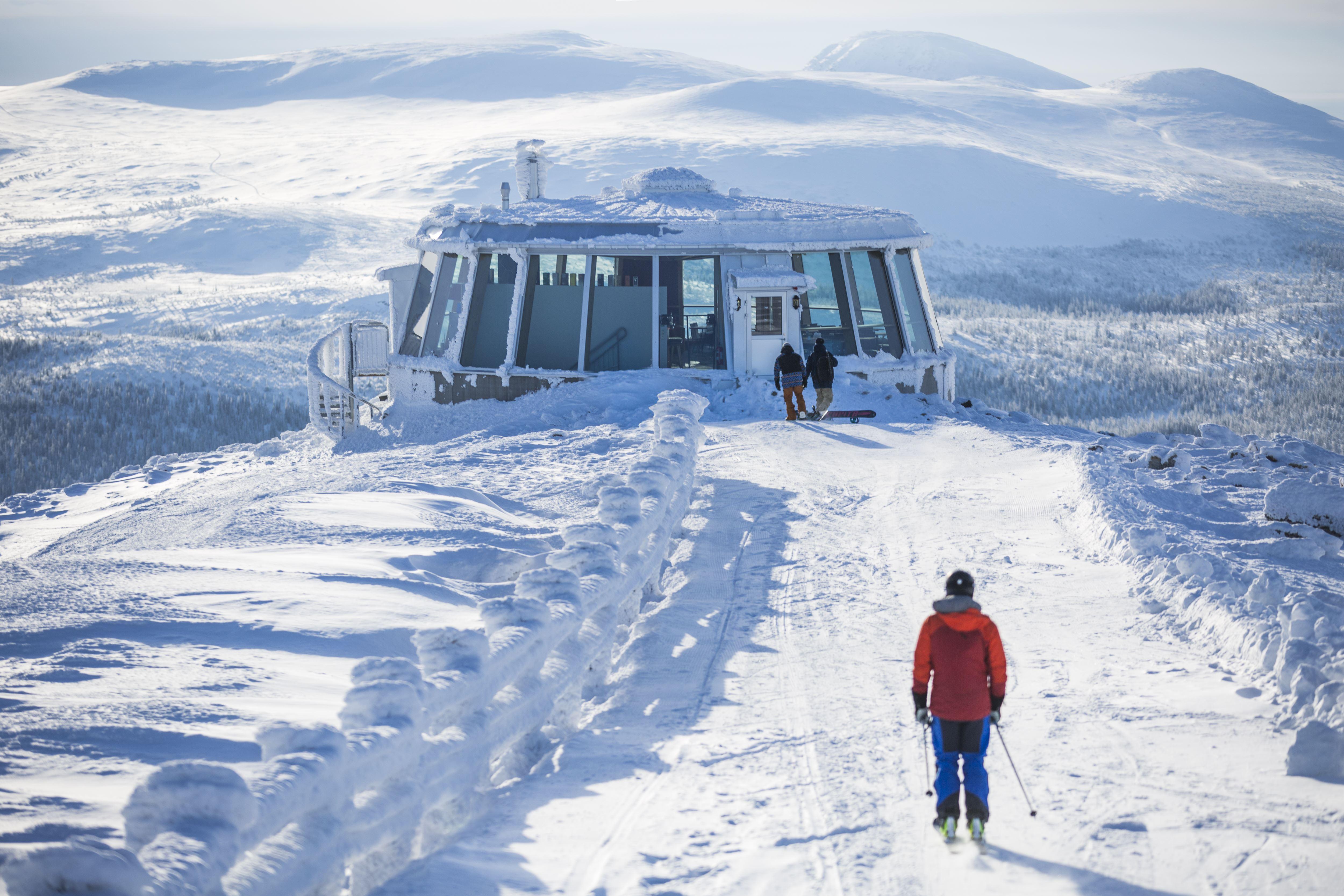 Lofsdalen Skybar