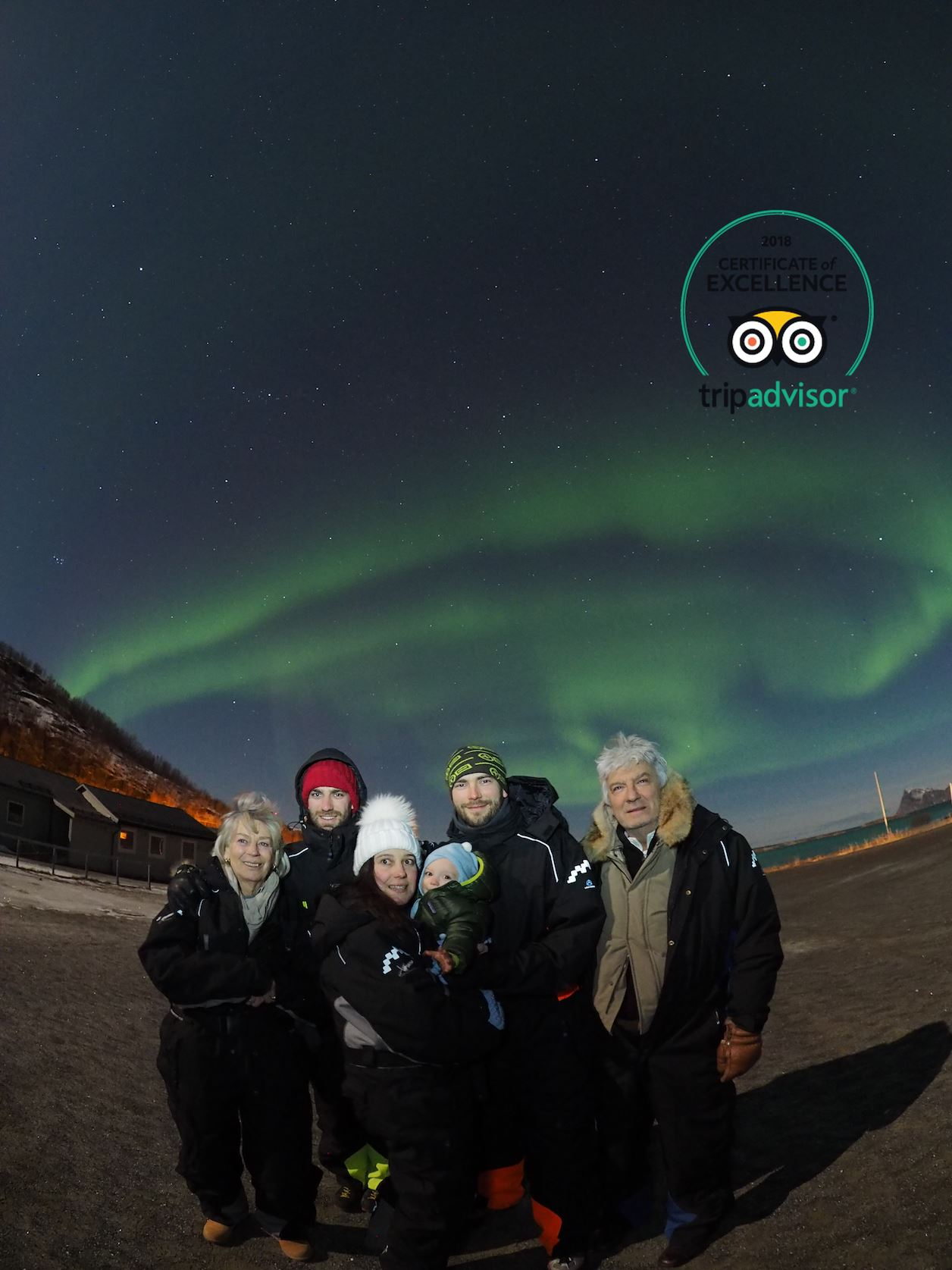 Standard Aurora Chase – Knowledge, Storytelling, and Technology – Tromsø Guide