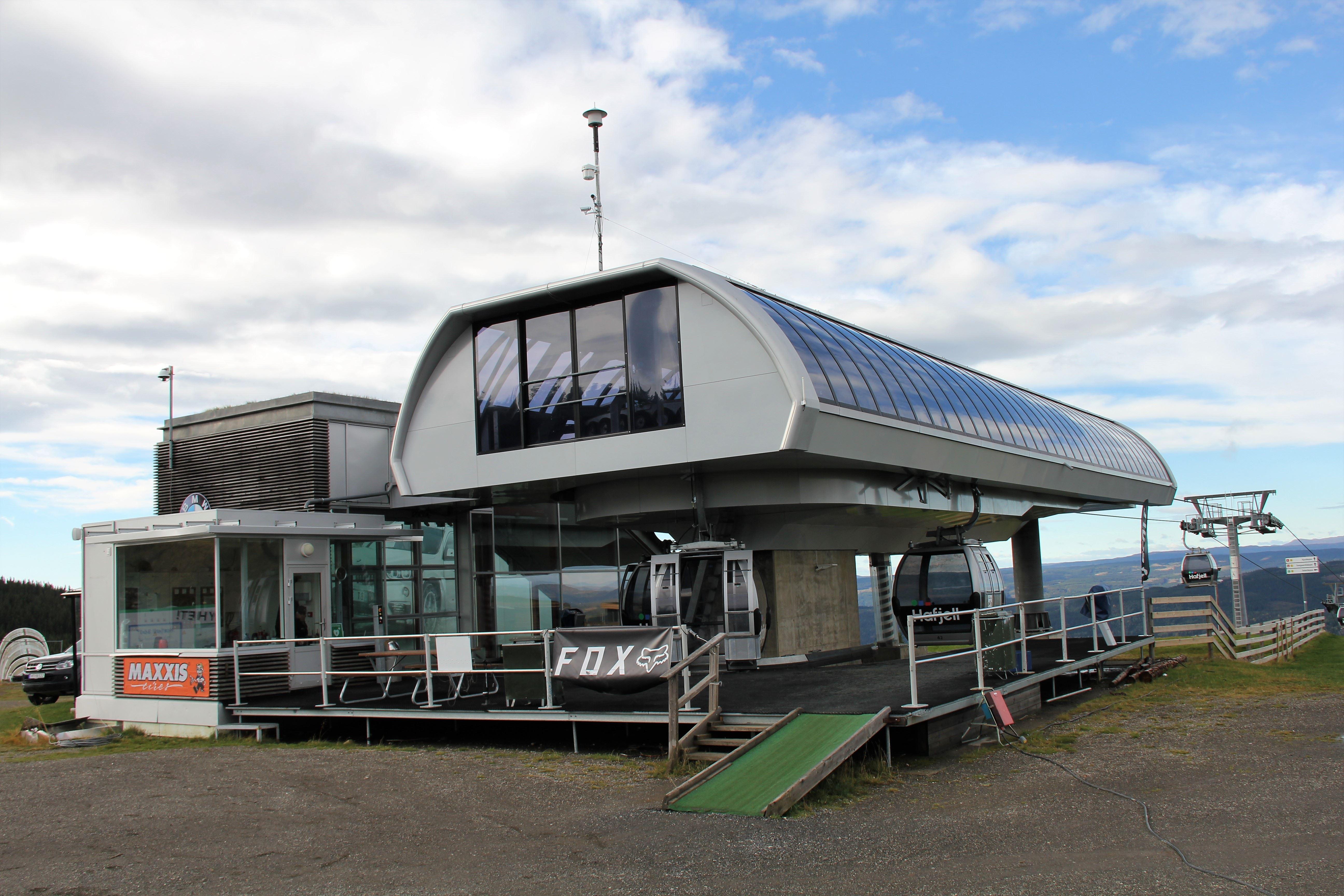Gondolen i Hafjell