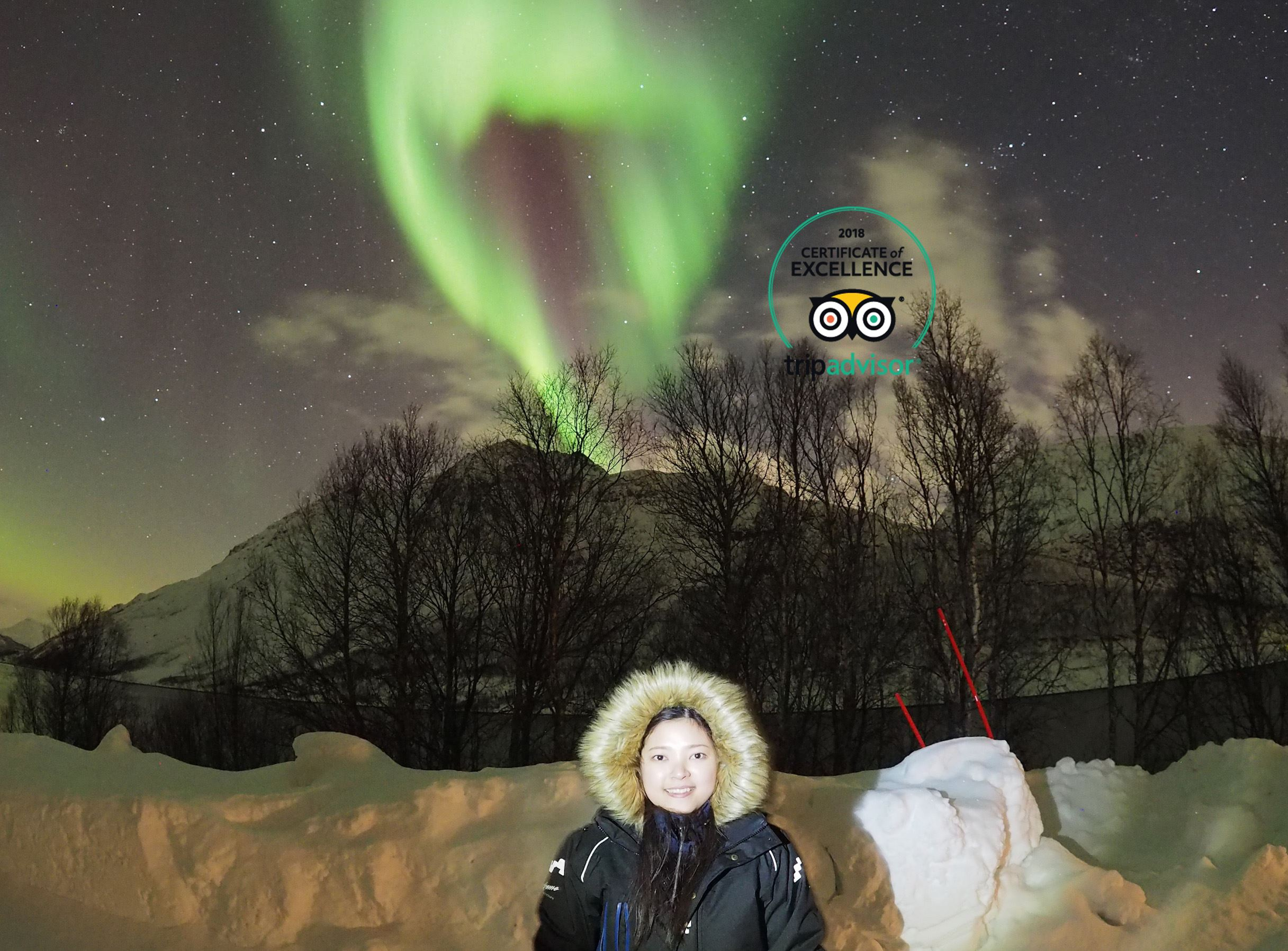 Short Aurora Chase – Knowledge, Storytelling, and Technology – Tromsø Guide