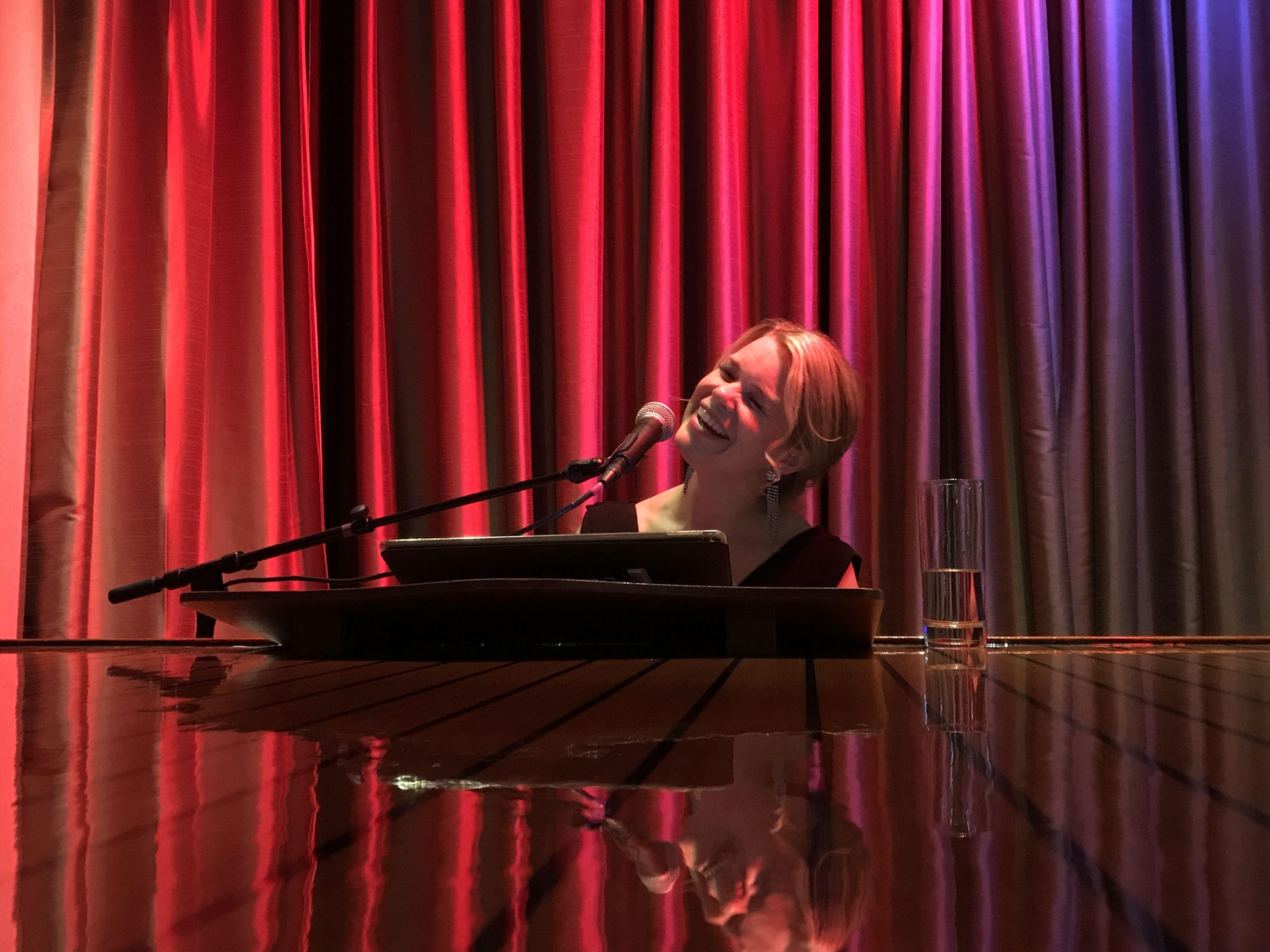 Klavierabende bei Harriets