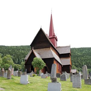 Summer Concerts in Ringebu Stave Church