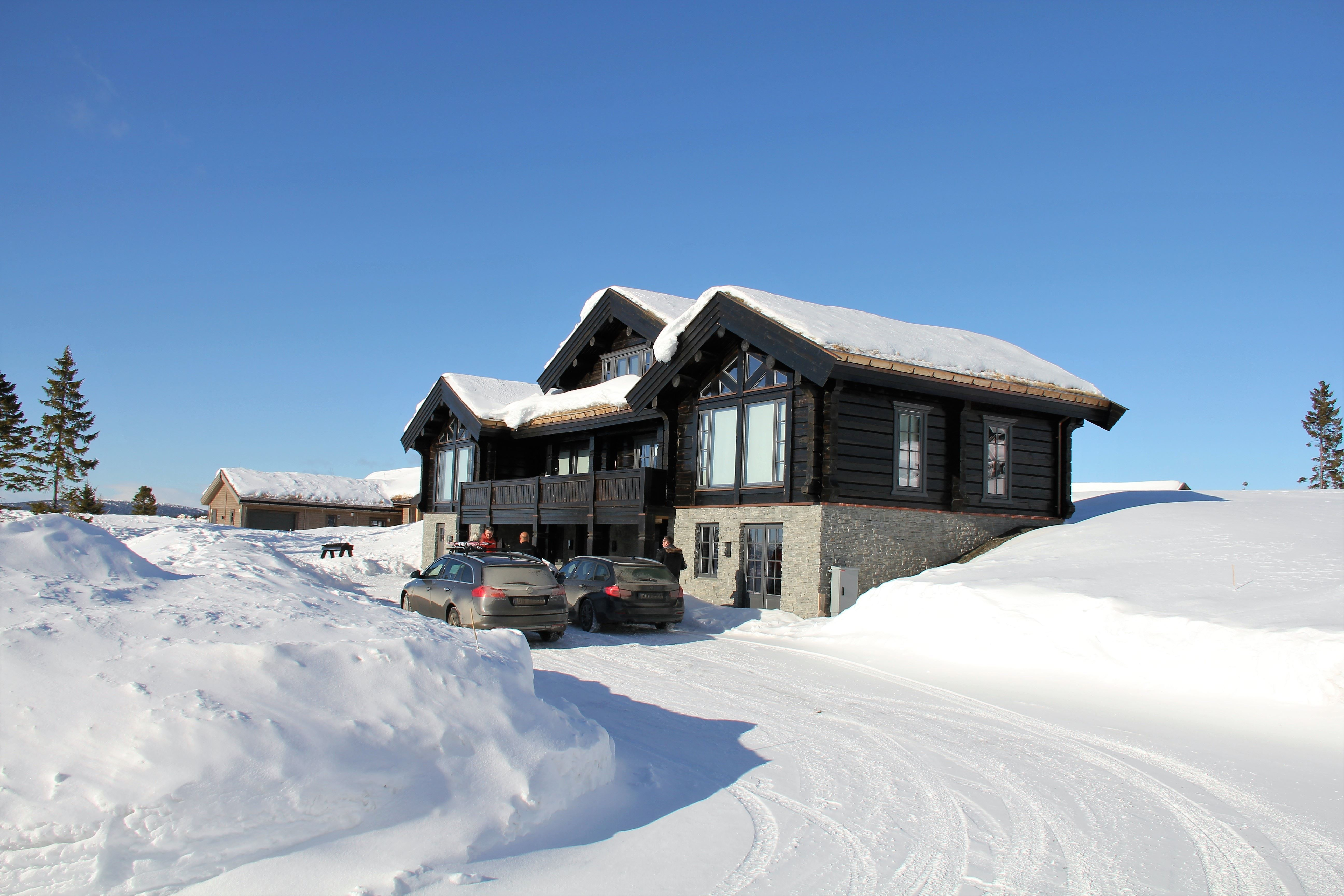 Mosetertoppen luxury chalet