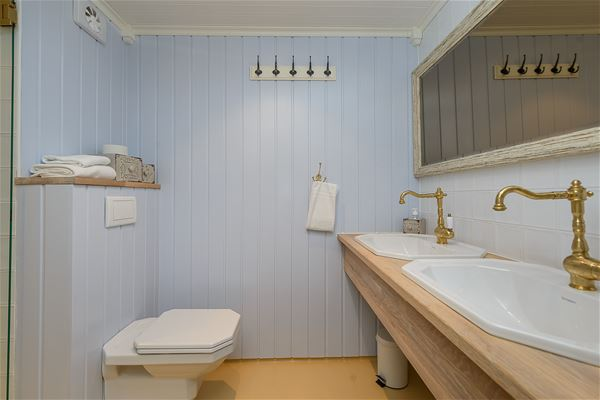 Hafjell Gard main house