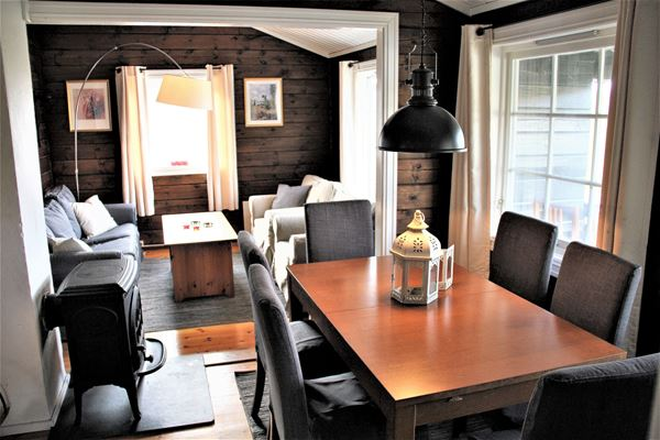 Hyggelig Hafjell Resort |Sørlia hytte Bergstad nr. 17, Bilder, Hytter JC-42