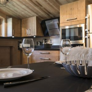 7 rooms 10 people / Chalet Eiger (Mountain of Exception) / Tranquillity Booking