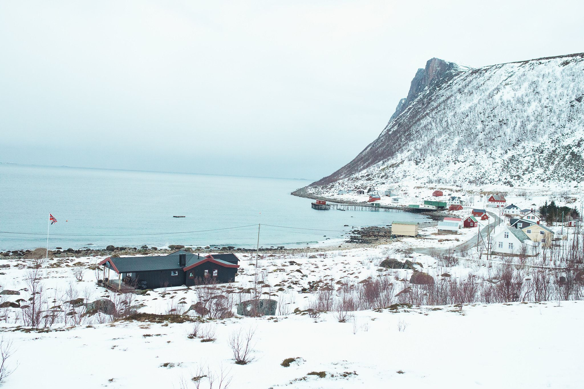 Arctic Fjord Sightseeing by Mini Bus - Pukka Travels