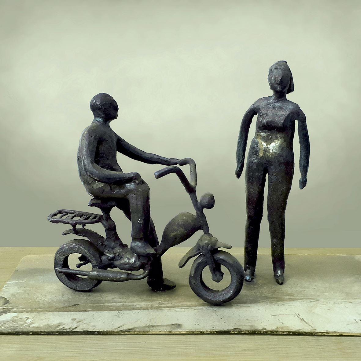Utställning - Eva Ljungdahl och Björn Gimstedt