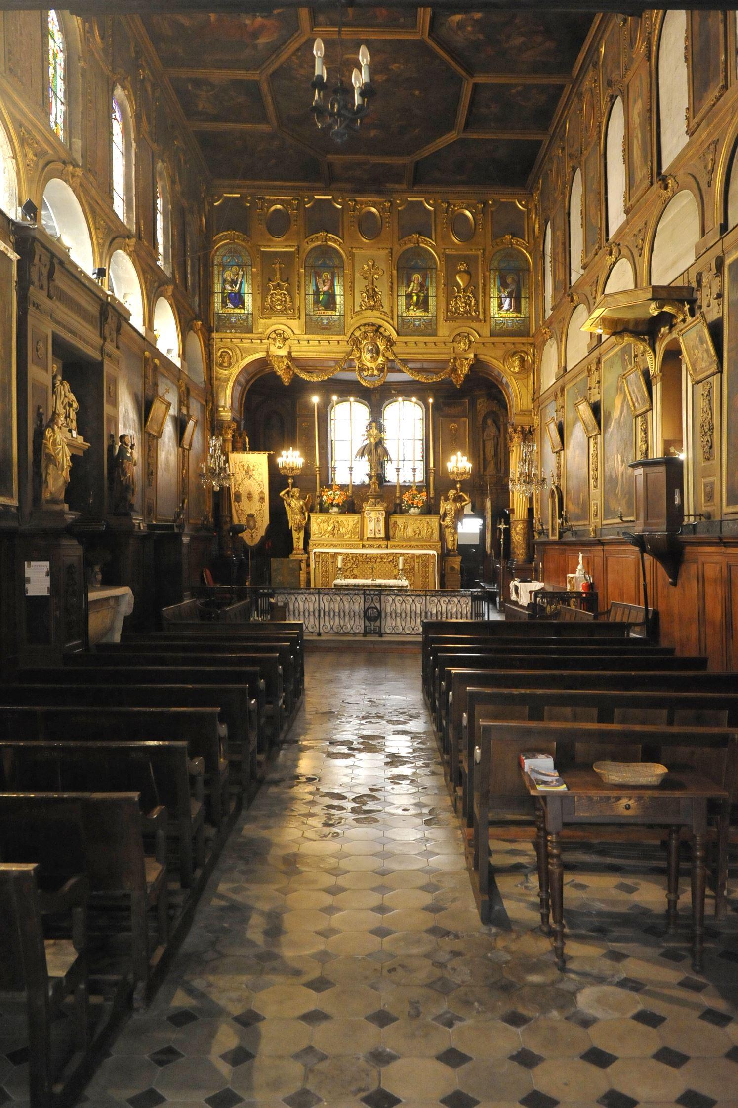 Deux églises à (re)découvrir