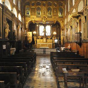 Eglise St-Matthieu et Chapelle des pénitents blancs