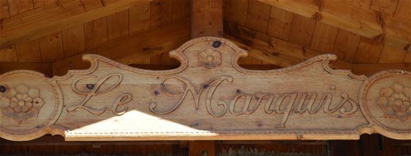 1 studio with mezzanine 2 to 4 people / Marquis 407 (Mountain)