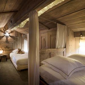 2 rooms mezzanine / Balcon de Pralong 31