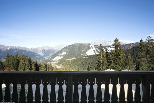 2 pièces mezzanine / Balcon de Pralong 31 (Montagne de Charme) / Séjour Sérénité