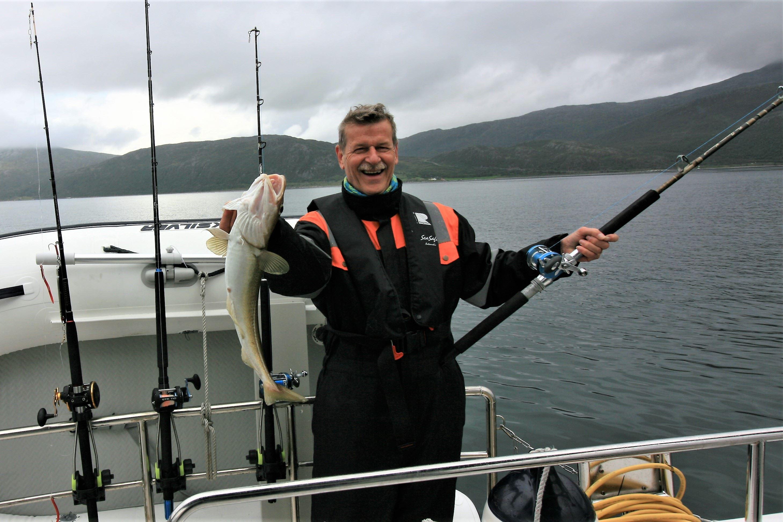 Fiske og opplevelsestur i Tromsø området! - Norfishinfo