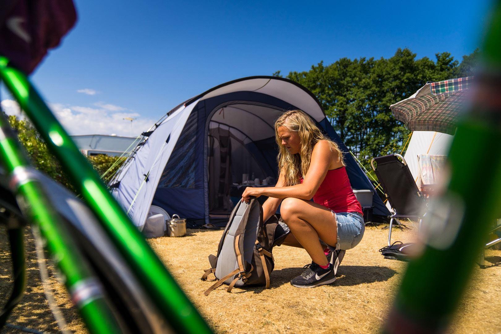 Haga Park Camping & Stugor