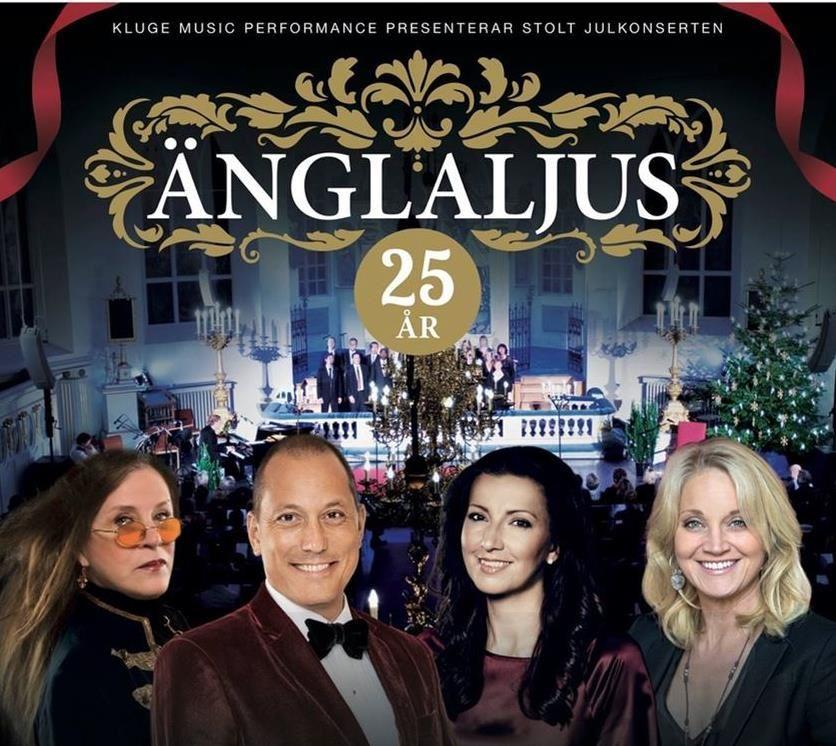 Julkonserten Änglaljus – En julotta på vaken tid!