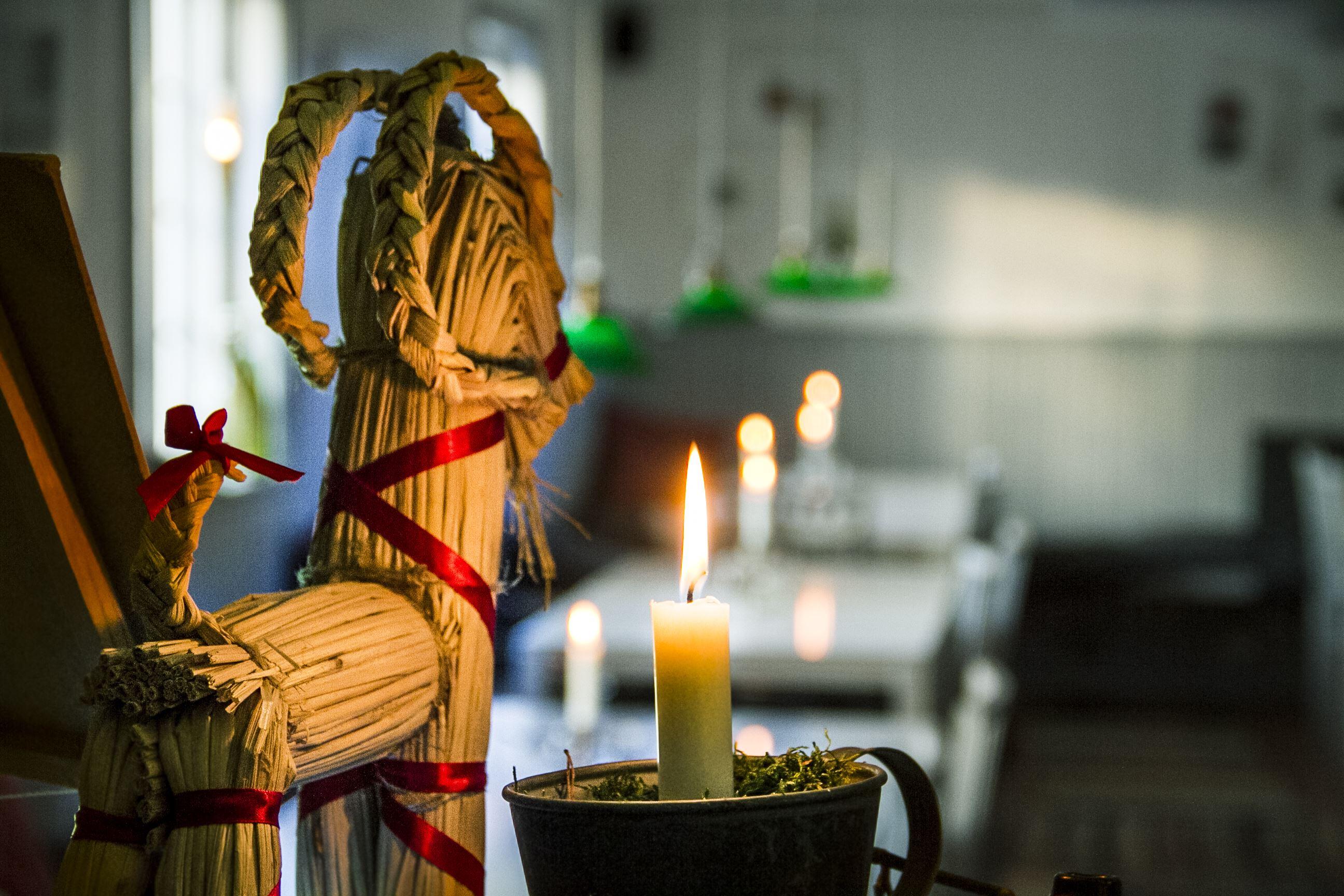 Julbord Jullunch Ystegårn