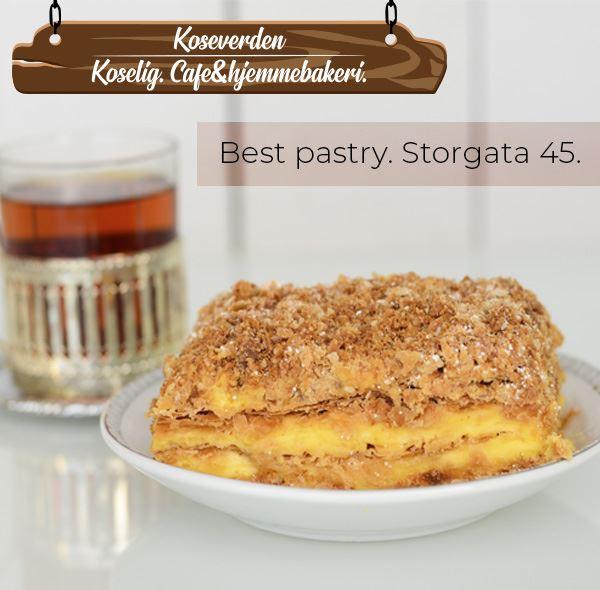 © Koseverden AS, Cake from Koseverden