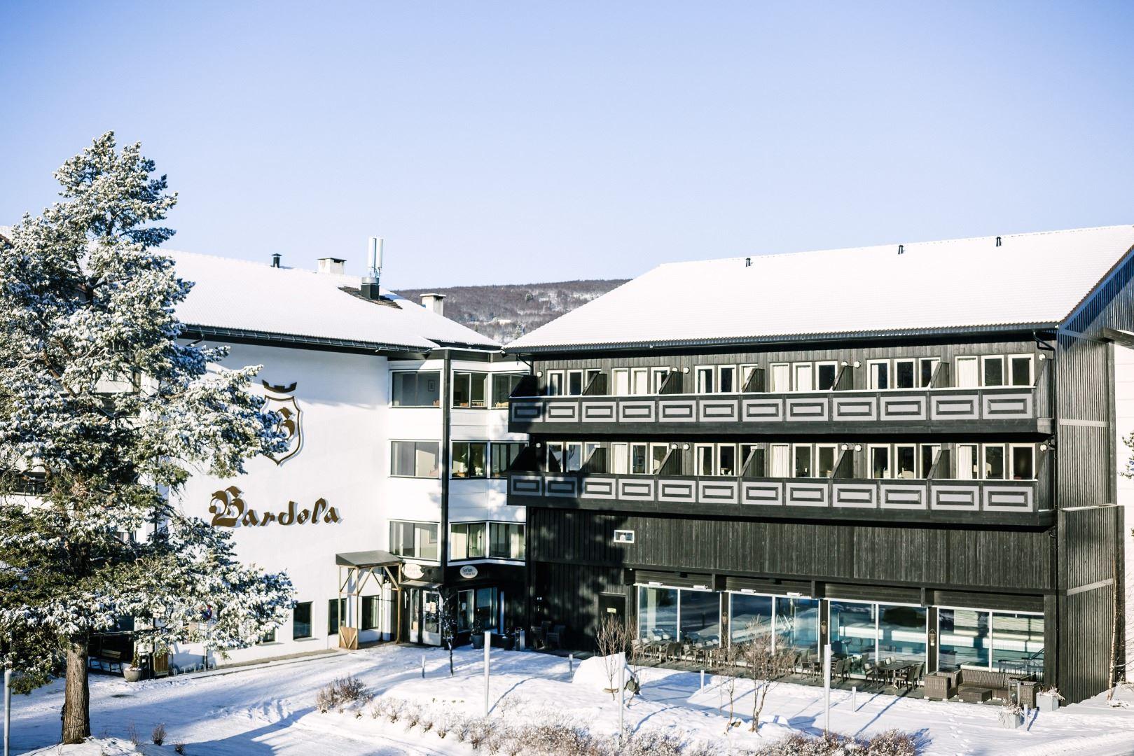 Bardøla Høyfjellshotell og Hytter