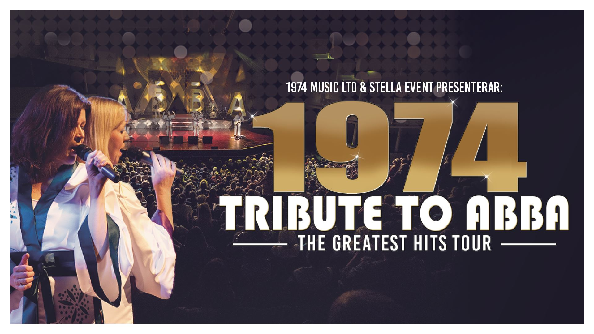 The 1974 tribute to ABBA Show