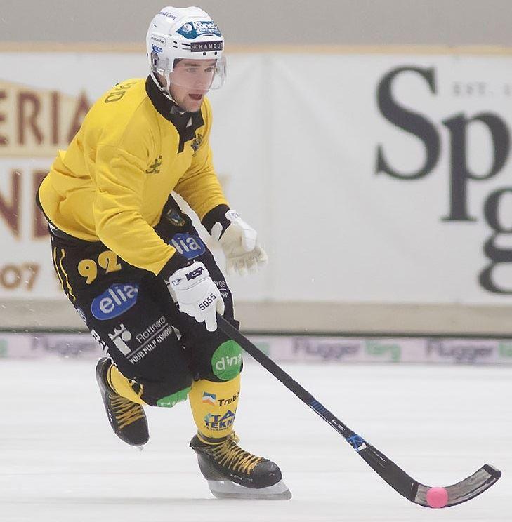 Hans Ivarsson, Elitseriebandy Broberg - Villa Lidköping BK