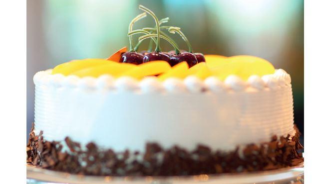 Kak och tårtbuffé i musikens tecken