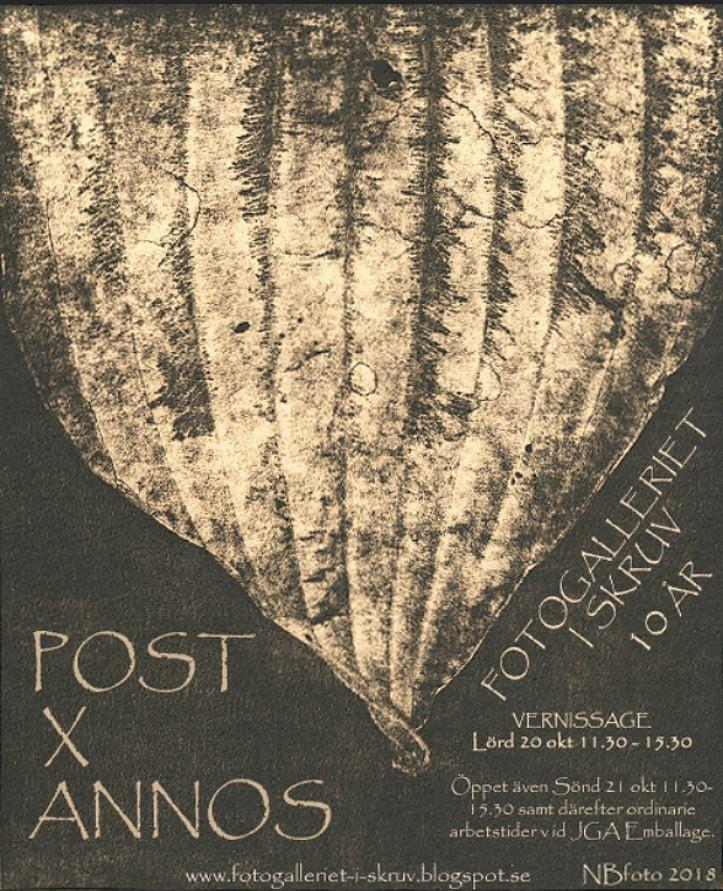 POST X ANNOS