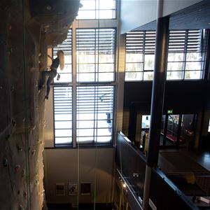Climbing wall 16 meters