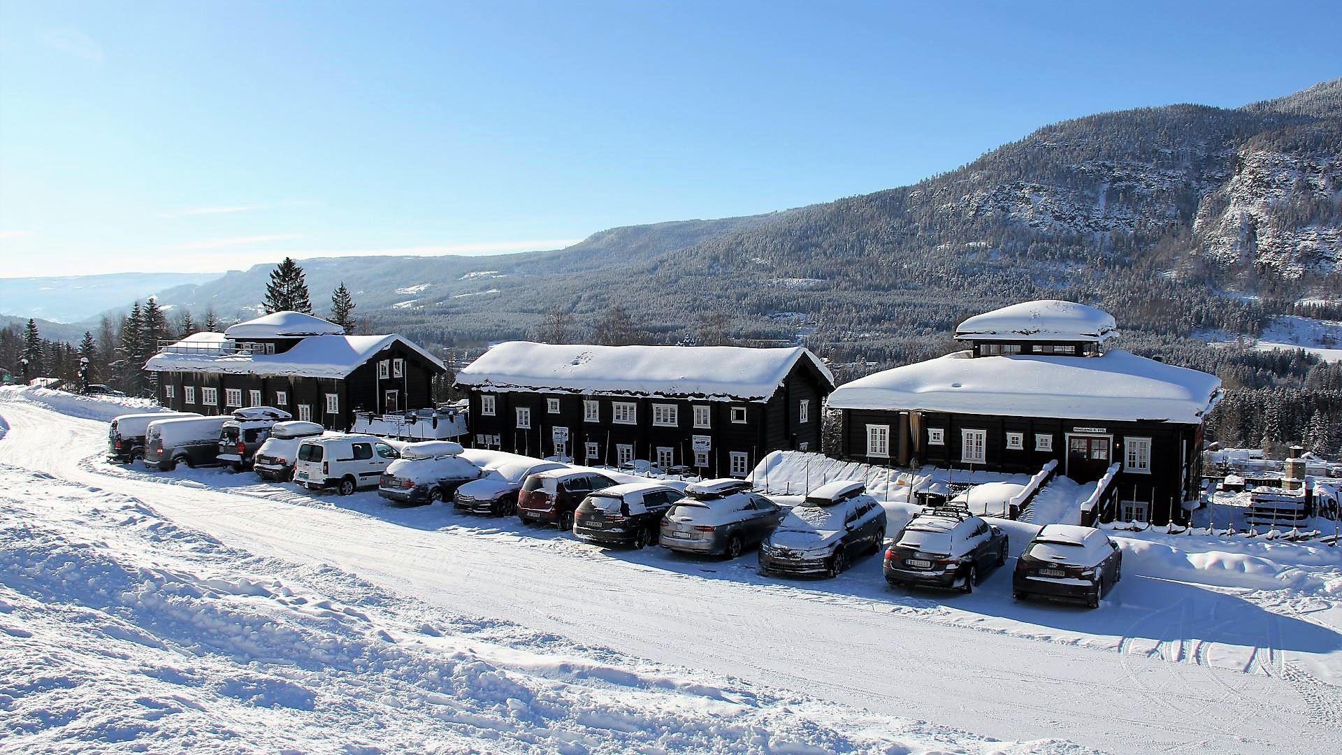 Hafjell Lodge 31 storhytte