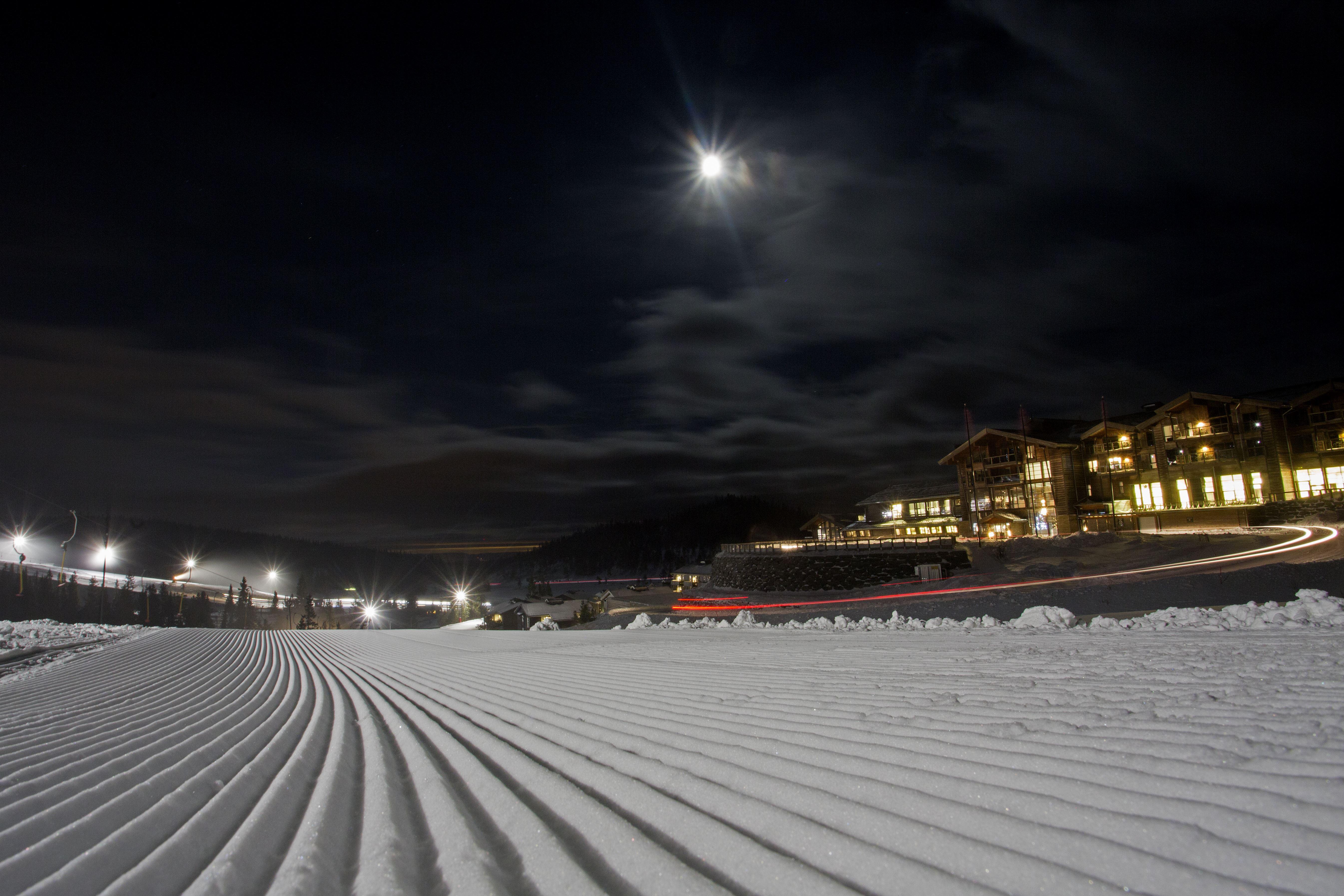 Vinternatt