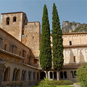 Visite de Saint Guilhem et de Mourèze avec Wisud
