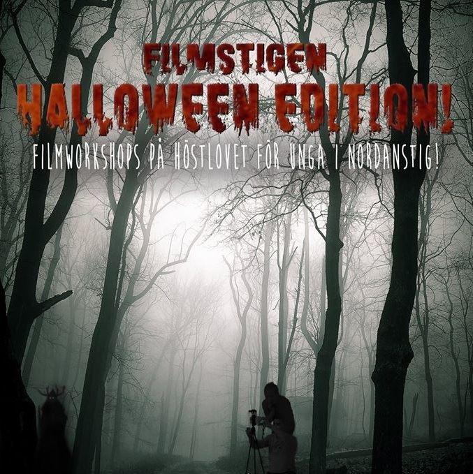 Höstlov - Filmstigen, Halloween Edition