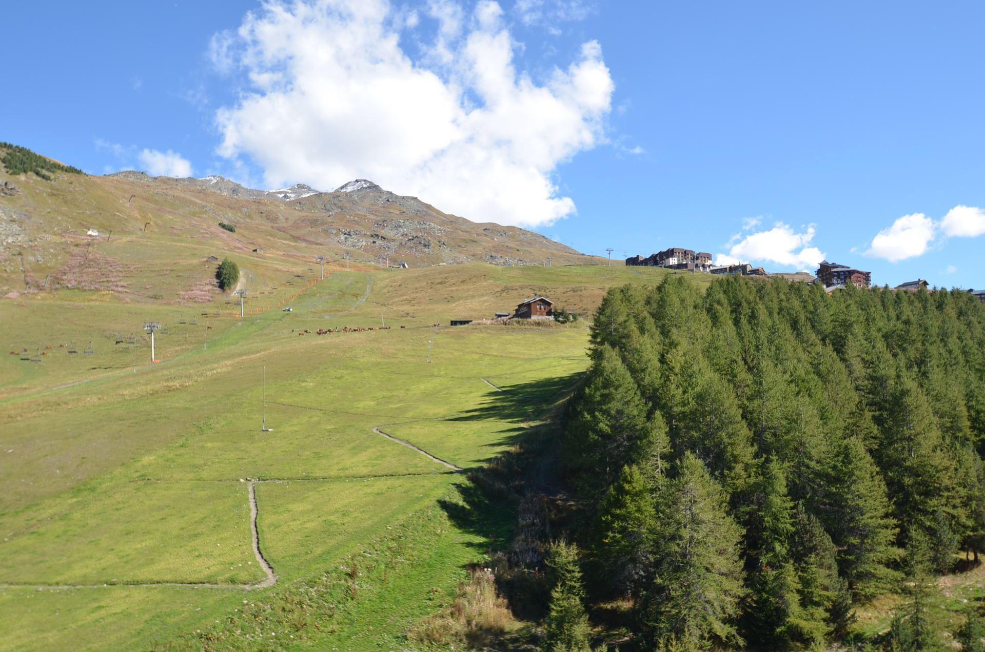 2 Pièces 5 Pers skis aux pieds / DORONS 1205