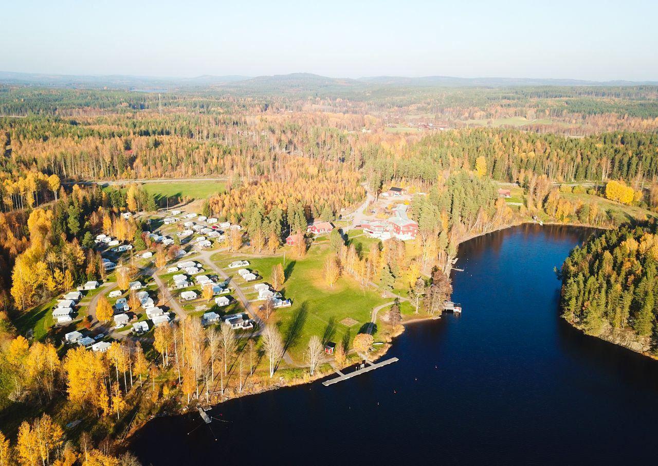 Villa Gladtjärn Camping