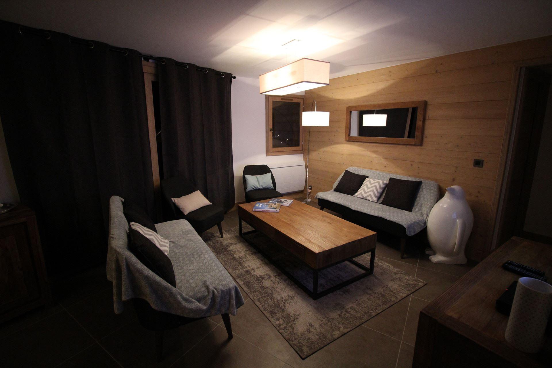 5 Rooms 8 Pers ski-in ski-out / Trolles n°2