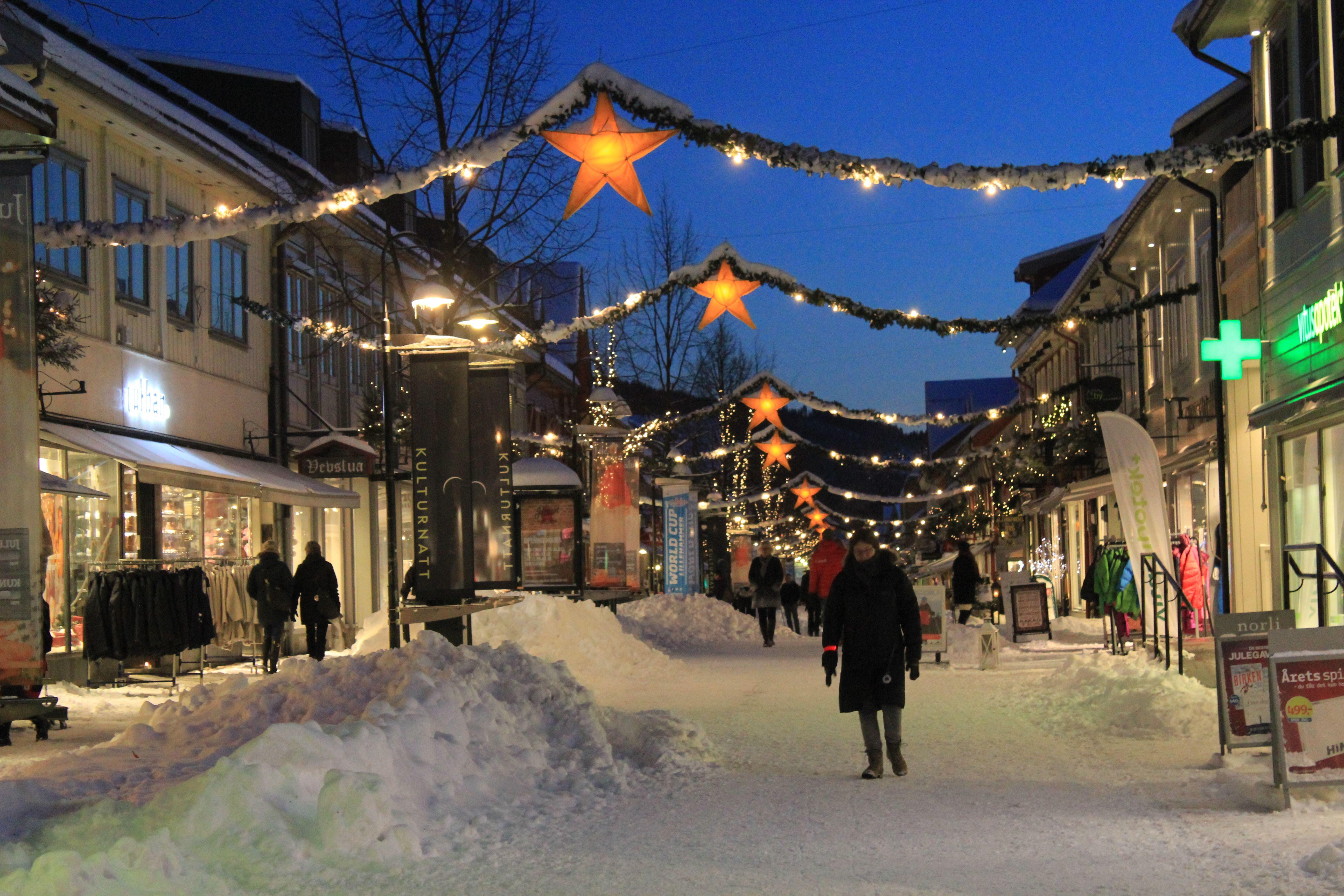 SNOW FEST LILLEHAMMER