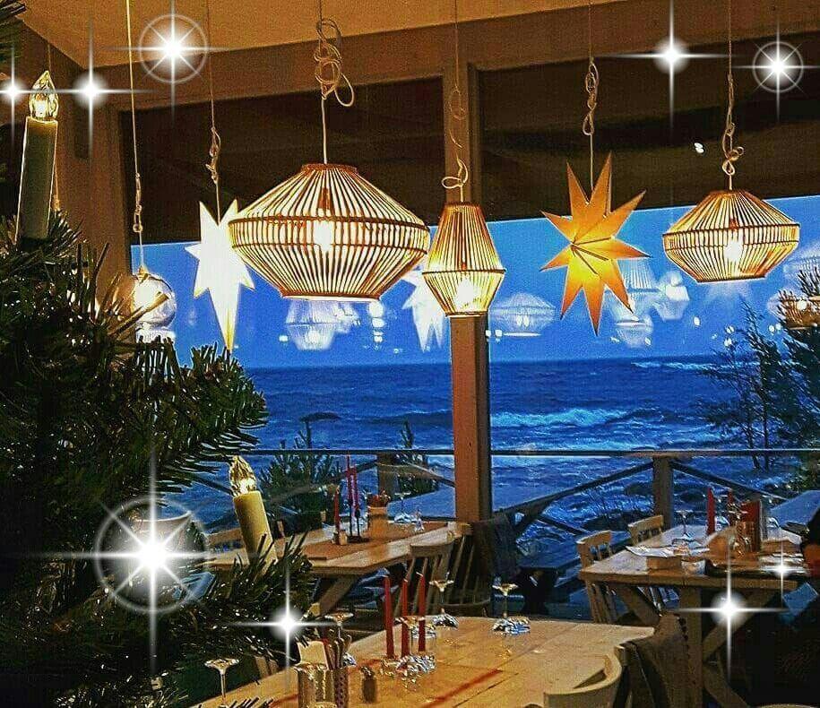 """Christmas Buffet - at """"A small Sea Tavern"""""""
