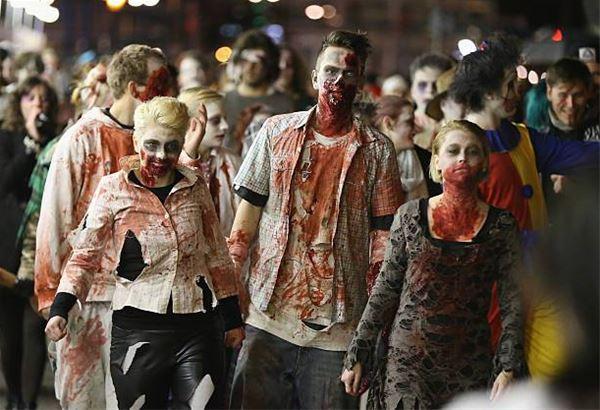 Zombiewalk Sollefteå 2.0