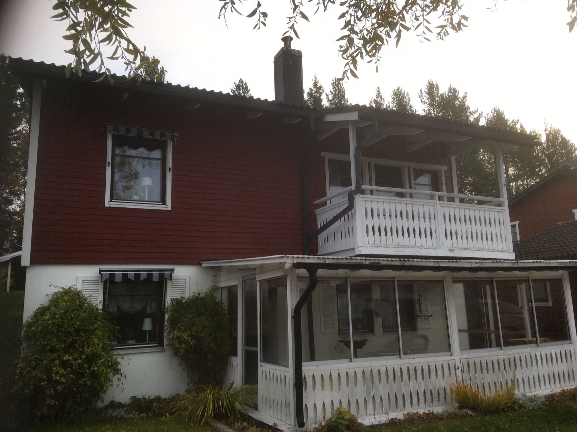 HV136 Hus i Brunflo
