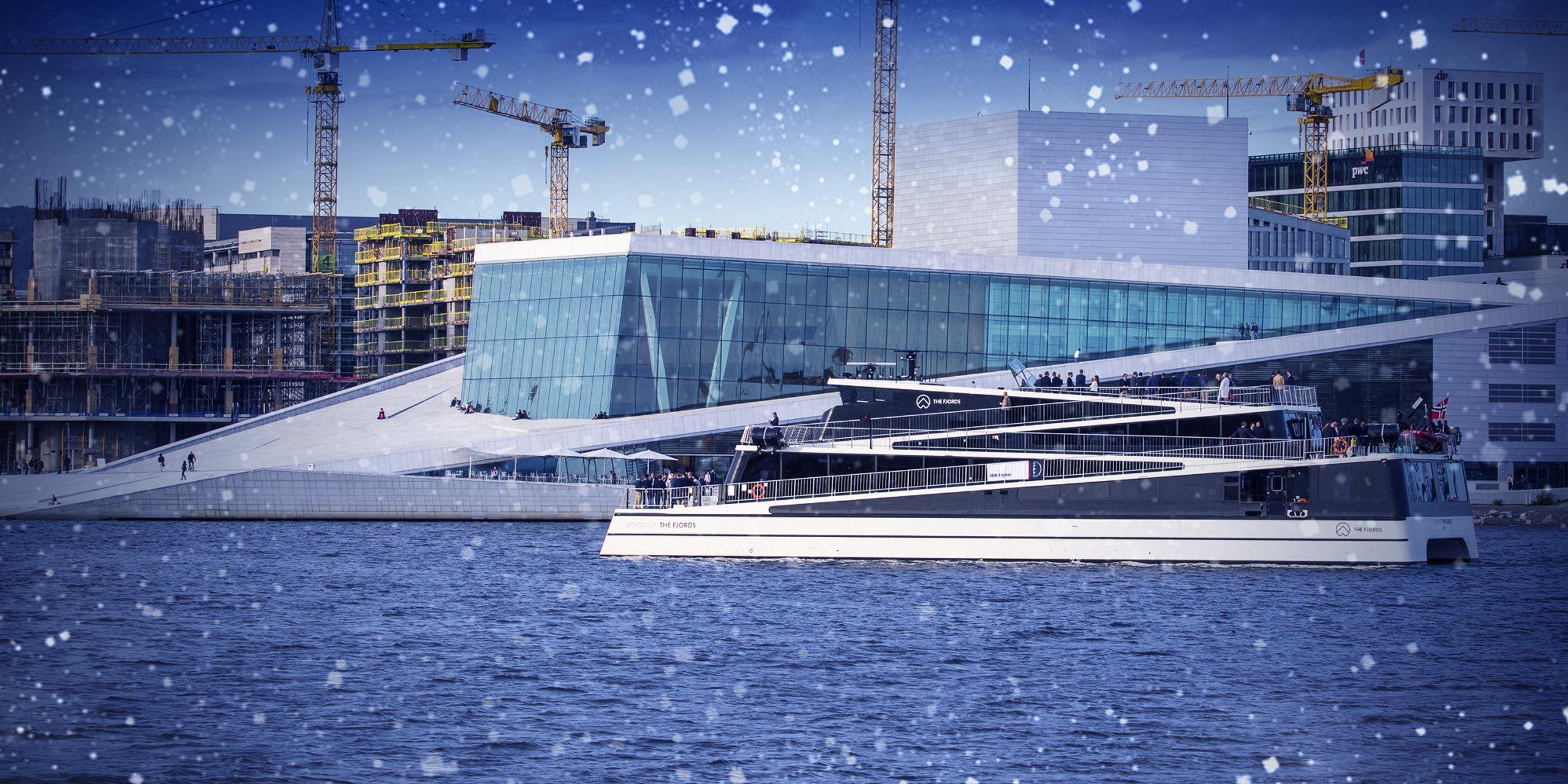 Fjord Cruise Oslofjord