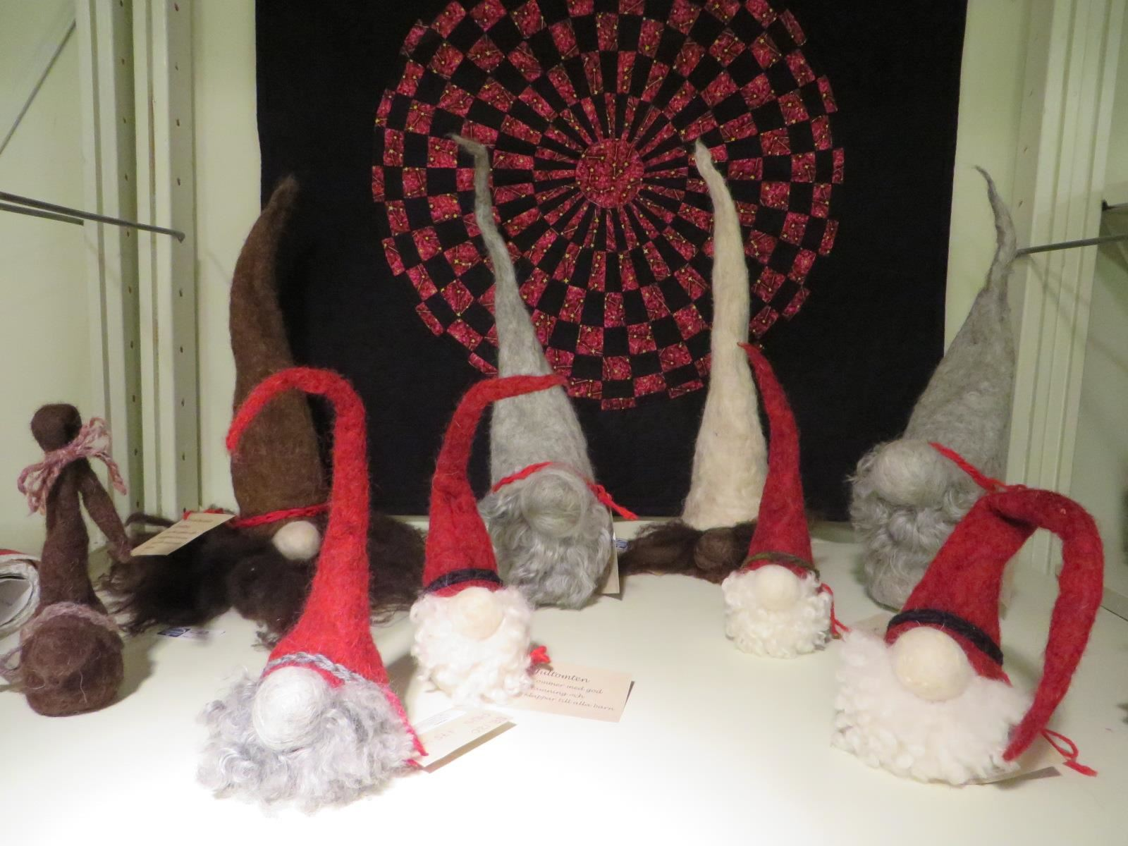 Julöppet på Slöjdarnas Hus