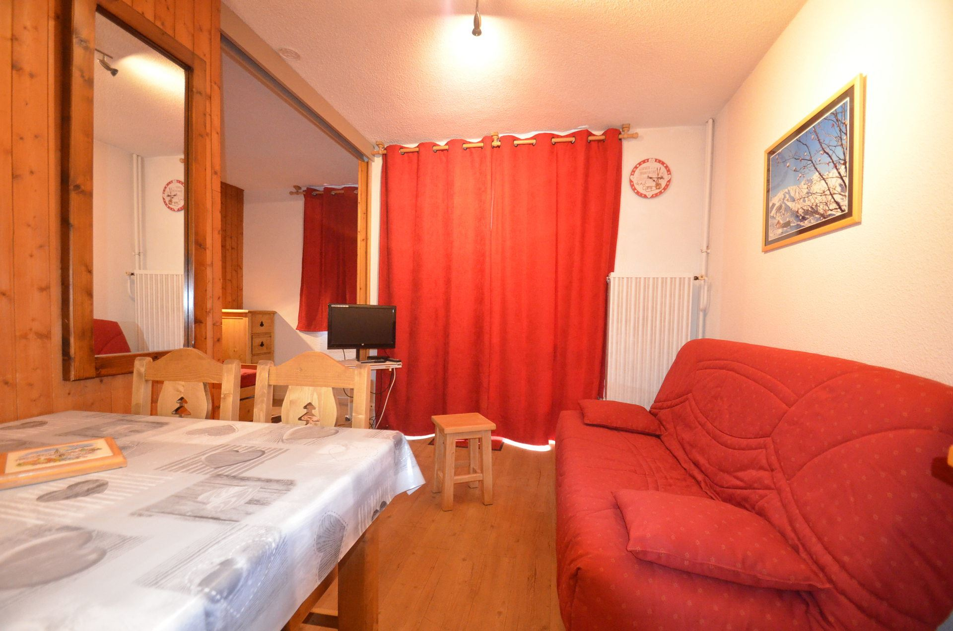 2 Rooms 4 Pers ski-in ski-out / JETAY 76