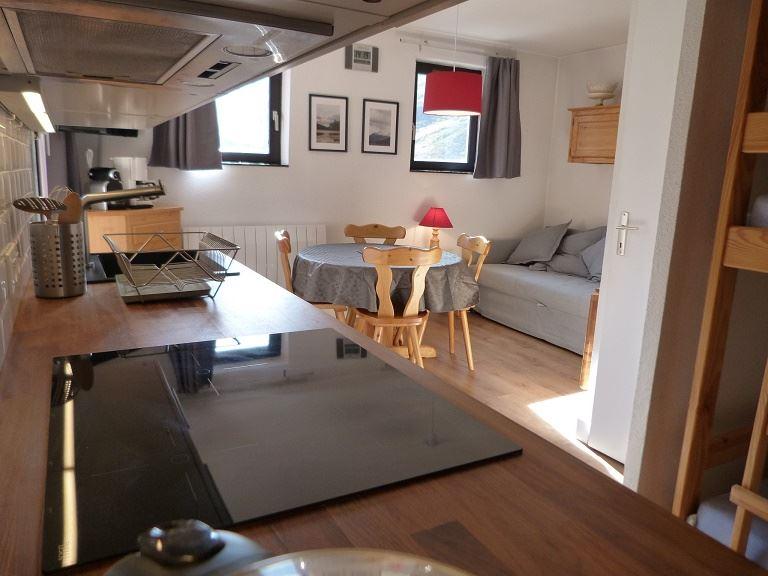 2 Rooms 4 Pers ski-in ski-out / SKI SOLEIL II 2701