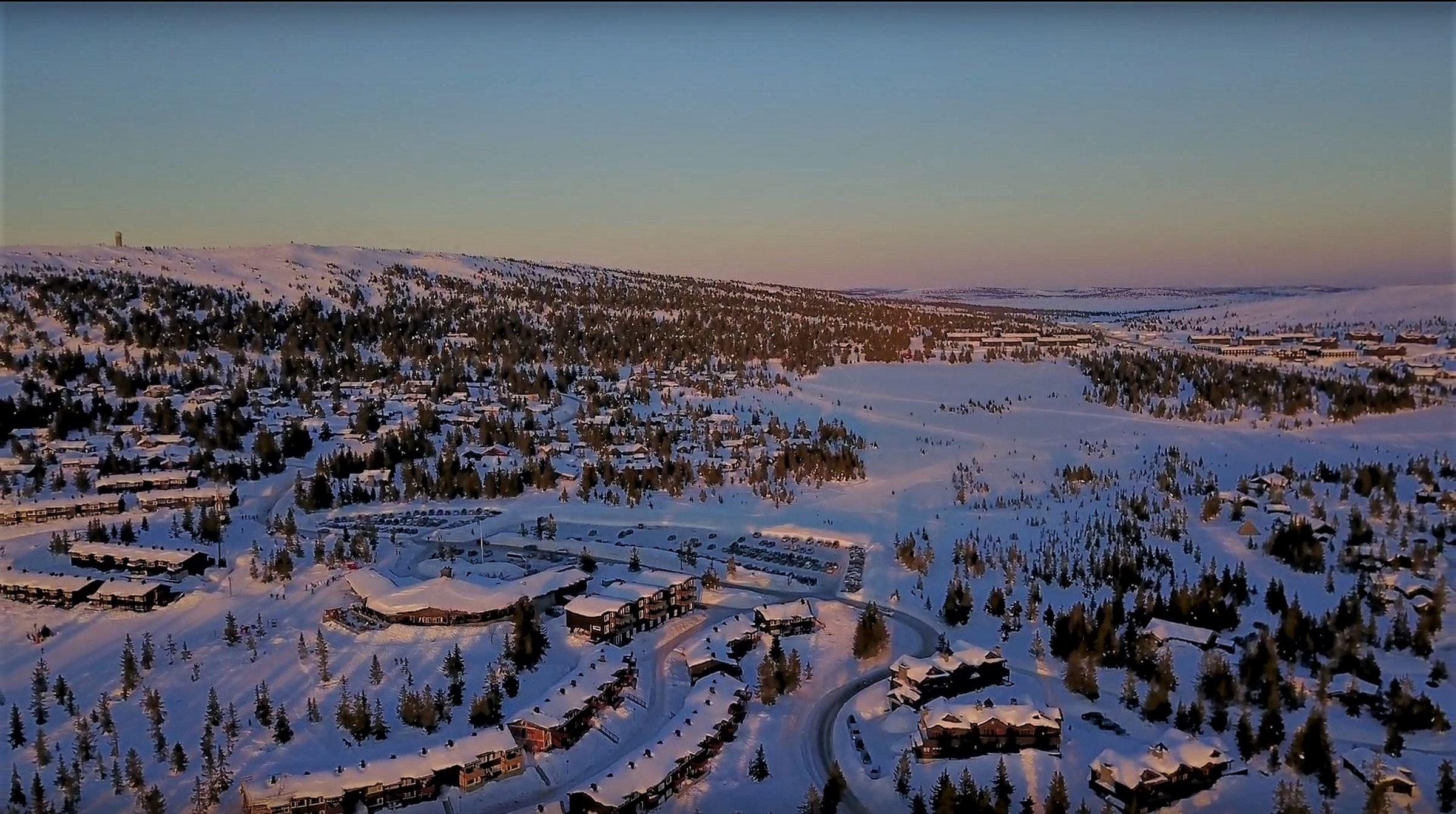 Afterski i Hafjell - Gaiastova