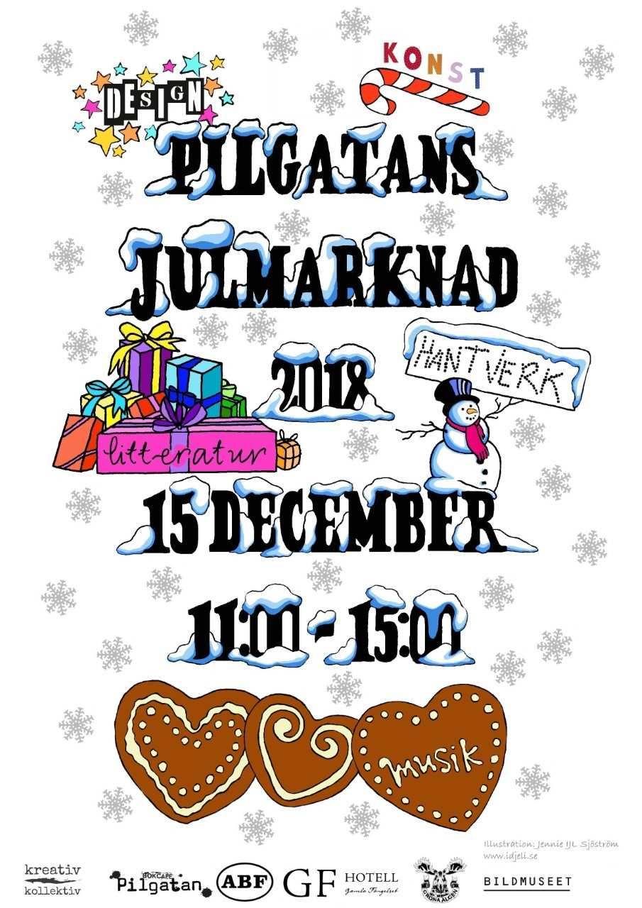 Jennie Idjeli Sjöström, Pilgatans Julmarknad