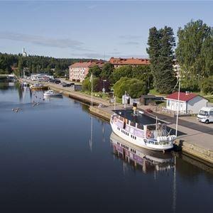Söderhamns citycamping vid Söderhamns skärgård