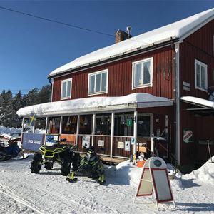 Snöskoter & Offroad Bar Nornäs (stugor & camping)
